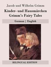 Kinder- Und Hausmarchen / Grimm's Fairy Tales