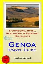 Genoa Travel Guide