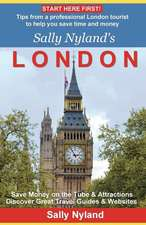 Sally Nyland's London