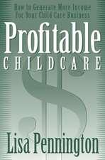 Profitable Child Care