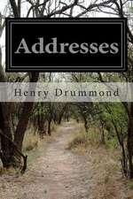 Addresses