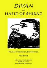 Divan of Hafiz of Shiraz