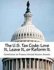The U.S. Tax Code