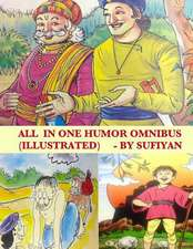 All in One Humor Omnibus (Illustrated)