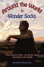 Around the World in Wonder Socks