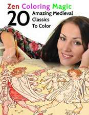 20 Amazing Medieval Classics to Color