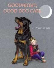 Goodnight, Good Dog Carl - Board Book