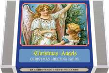 Christmas Angels - Vintage Christmas Boxed Cards: 12 Christmas Greeting Cards