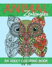 Animal Zentangles