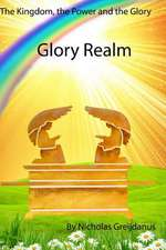 Glory Realm:  Inspirational Celtic Spirituality Adult Coloring Book