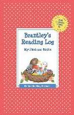 Brantley's Reading Log:  My First 200 Books (Gatst)