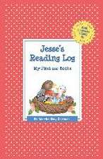 Jesse's Reading Log:  My First 200 Books (Gatst)