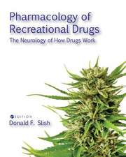 Pharmacology of Recreational Drugs: The Neurology of How Drugs Work