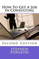 How to Get a Job in Consulting