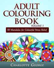 Adult Colouring Book Volume 1
