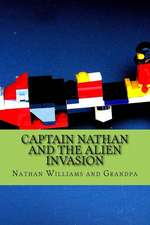Captain Nathan and the Alien Invasion