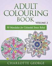 Adult Colouring Book - Volume 2