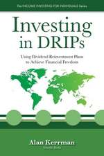 Investing in Drips