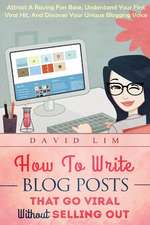 How to Write Blog Posts That Go Viral Without Selling Out