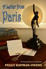 A Letter from Paris, Mrs Duchesney's Mystery in the Stamp Market