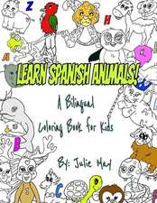 Learn Spanish Animals!