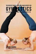 The Greatest Muscle Building Shake Recipes for Gymnastics