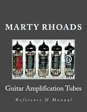 Guitar Amplification Tubes