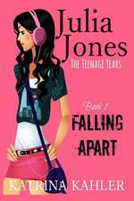 Julia Jones - The Teenage Years