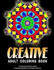 Creative Adult Coloring Books, Volume 17