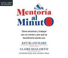 Mentora Al Minuto (One Minute Mentoring)