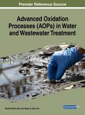 Advanced Oxidation Processes (AOPs) in Water and Wastewater Treatment