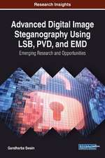 Advanced Digital Image Steganography Using Lsb, Pvd, and Emd
