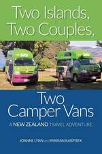 Two Islands, Two Couples, Two Camper Vans