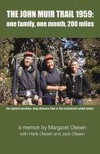 The John Muir Trail 1959