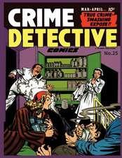 Crime Detective Comics #25