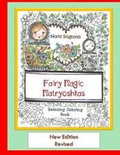 Fairy Magic Matryoshkas