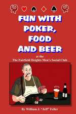 Fun with Poker Food and Beer