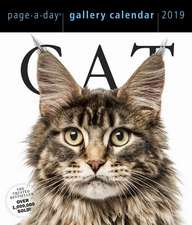 Cat 2019 Page-A-Day Gallery Calendar