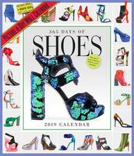 Shoes Picture-A-Day Gallery Calendar 2019