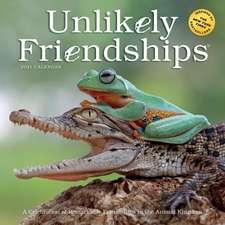 Unlikely Friendships Wall Calendar 2021