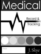 Medical Record Tracker