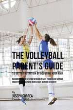 The Volleyball Parent's Guide to Improved Nutrition by Boosting Your Rmr