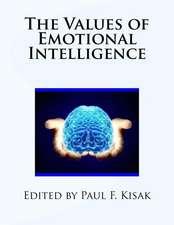 The Values of Emotional Intelligence