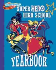Super Hero High Yearbook!