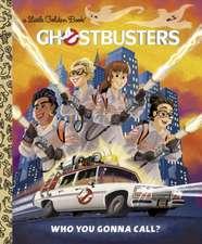 Ghostbusters 2016 Little Golden Book