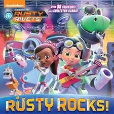Rusty Rocks! (Rusty Rivets)