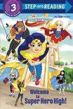 Welcome to Super Hero High! (DC Super Hero Girls)