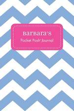 Barbara's Pocket Posh Journal, Chevron