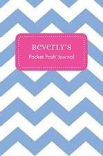 Beverly's Pocket Posh Journal, Chevron