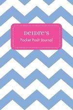 Deidre's Pocket Posh Journal, Chevron